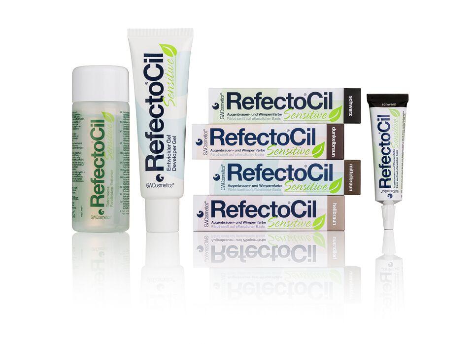 RefectoCil Sensitive farver og tilbehør