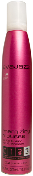Image of   Energizing mousse 300 ml