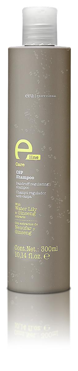 Billede af E-line CSP Skæl Shampoo 300 ml