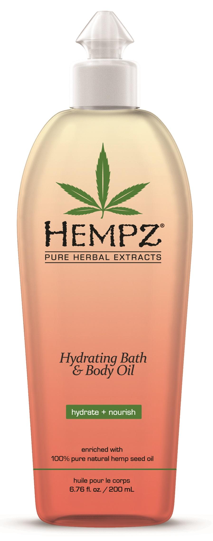 Image of Hydrating Bath & Body Oil 200ml