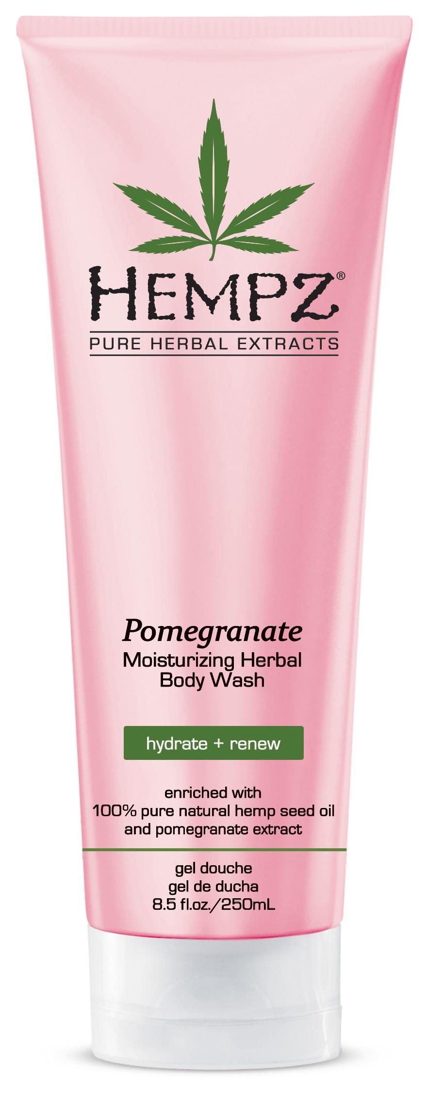 Image of Hempz Pomegranate Herbal Body Wash