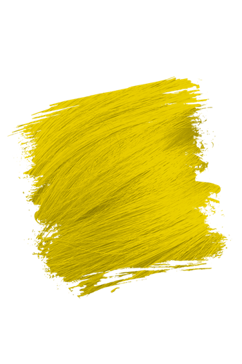 Image of   Crazy Color Canary Yellow
