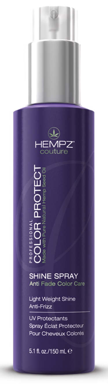 Image of   Hempz Color Protect Shine Spray 150ml
