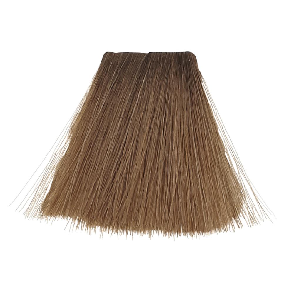 farve afbleget hår mørkeblond