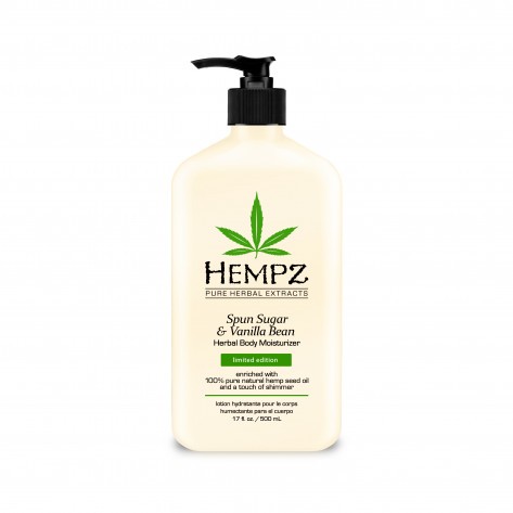 Hempz Spun Suger & Vanilla Bean Herbal Body Moisturizer 500ml