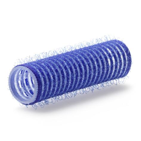 Selvsiddende velcro curl blå 15 mm 12 stk