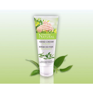 Venita Natural Håndcreme med Green Tea 100ml