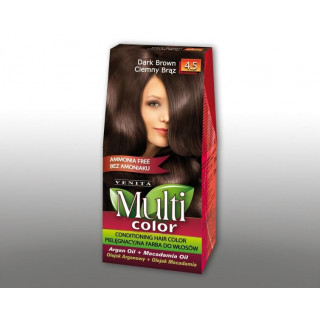 Venita Multi Color Dark Brown 4.5 115ml