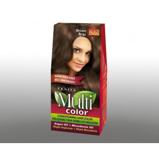 Venita Multi Color Brown 4.17