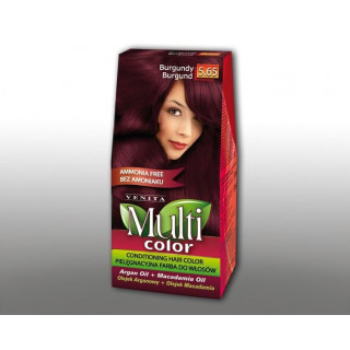Venita Multi Color Burgundy 5.65 115ml