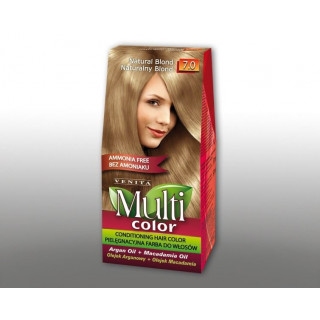 Venita Multi Color Natural Blond 7.0 115ml