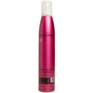Energizing mousse 300 ml
