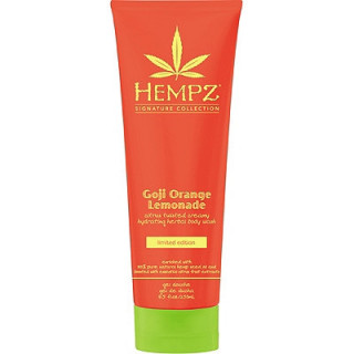 Hempz Goji Orange Lemonade Bodywash 240ml