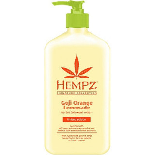Hempz Goji Orange Lemonade Body Moisturizer 500ml