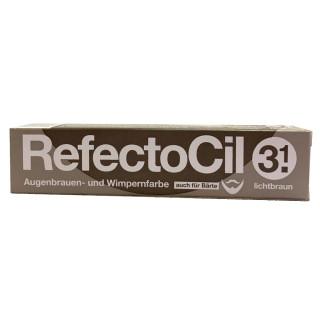 RefectoCil Bryn/vippefarve lys brun nr. 3,1
