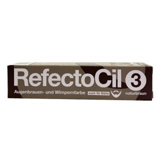 RefectoCil Bryn/vippefarve brun nr. 3