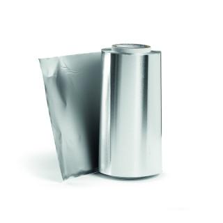 Folie, sølv 12cmx100m