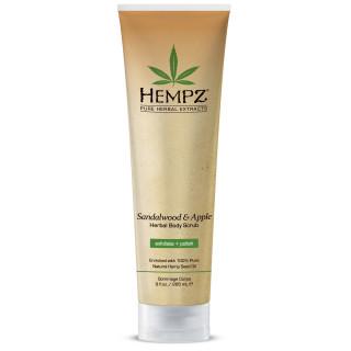 Hempz Sandalwood & Apple Herbal Body Scrub 265ml