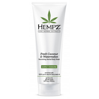 Hempz Fresh Coconut & Watermelon Nourishing Herbal Body Wash