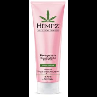 Hempz Sweet Surrender - Pomegranate Body Wash + Pomegranate Body Butter