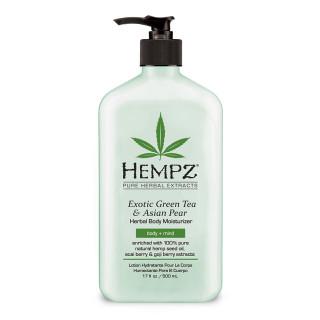 Hempz Exotic Green Tea & Asien Pear Moisturizer 500ml