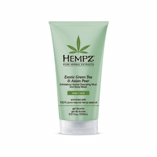 Hempz Exotic Green Tea & Asian Pear + Mud Mask Kit