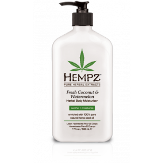 Hempz Fresh Coconut & Watermelon Bath + Body Kit