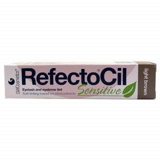 RefectoCil Sensitive, lysbrun 15ml