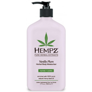Hempz Vanilla Plum Bath + Body Kit