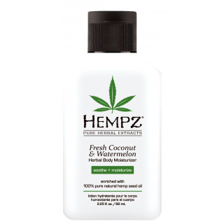 Hempz Coconut & Watermelon Herbal Body Moisturizer 65ml