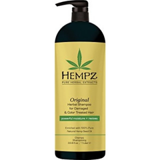 Hempz Original Shampoo Damaged Hair 1L