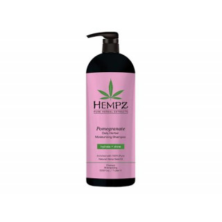 Hempz Pomegranate Daily Shampoo 1L