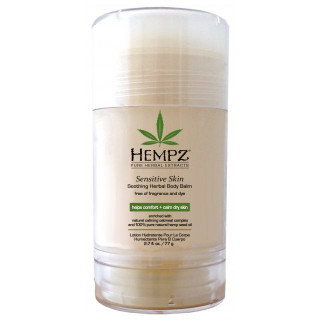 Hempz Herbal Soothing Body Balm For Sensitive skin 76g