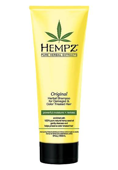 Image of   Hempz Original Shampoo Damaged Hair 265ml