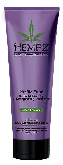 Image of   Hempz Vanilla Plum Moisturizing Conditioner 265ml