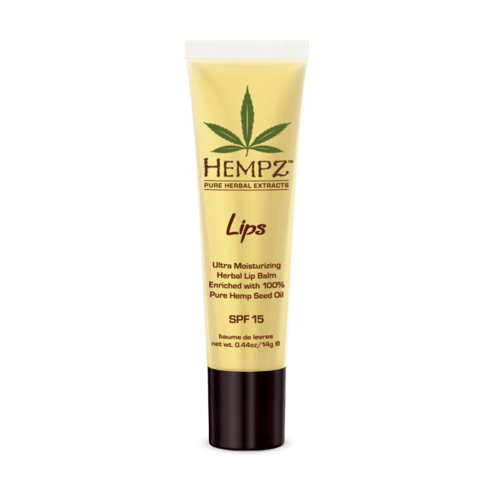 Image of Hempz Lip Balm, Solfaktor 15