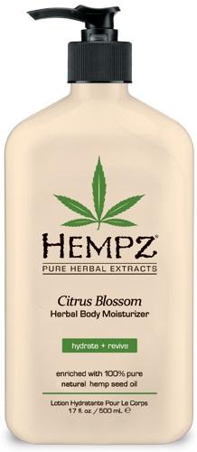 Image of Hempz Citrus Blossom Herbal Body Moisturizer 500ml