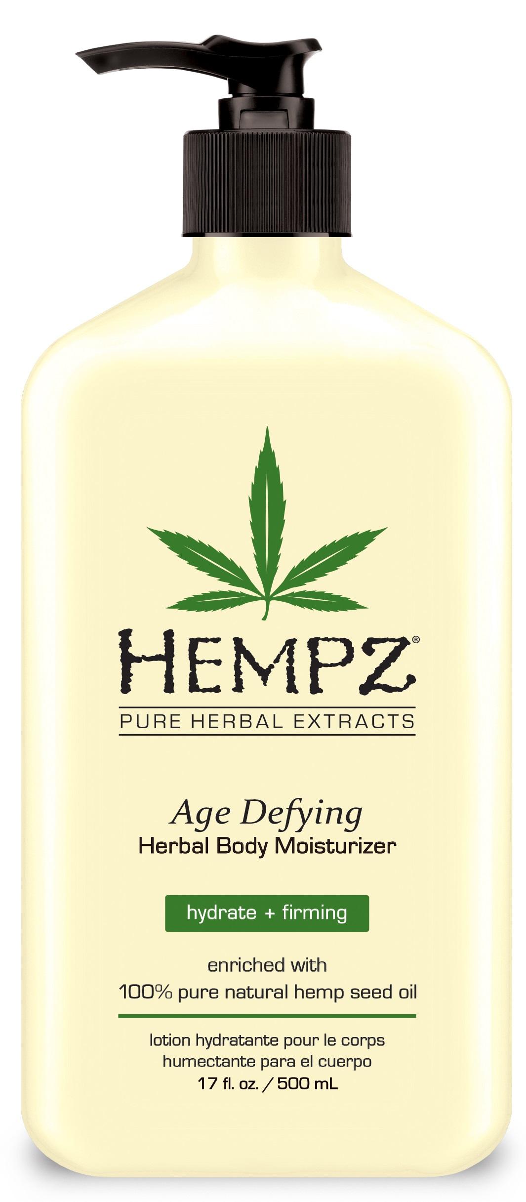 Image of Hempz Age Defying Body Moisturizer 500ml