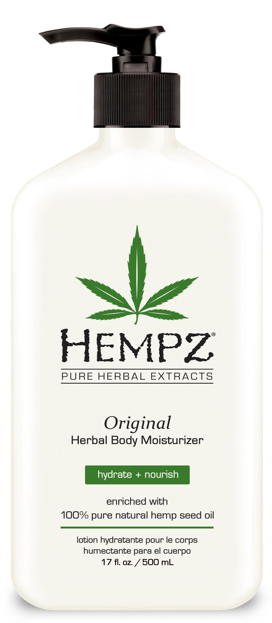 Image of Hempz Original Herbal Body Moisturizer 500ml