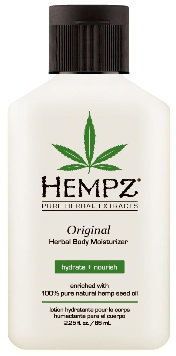 Image of Hempz Original Herbal Body Moisturizer 65ml