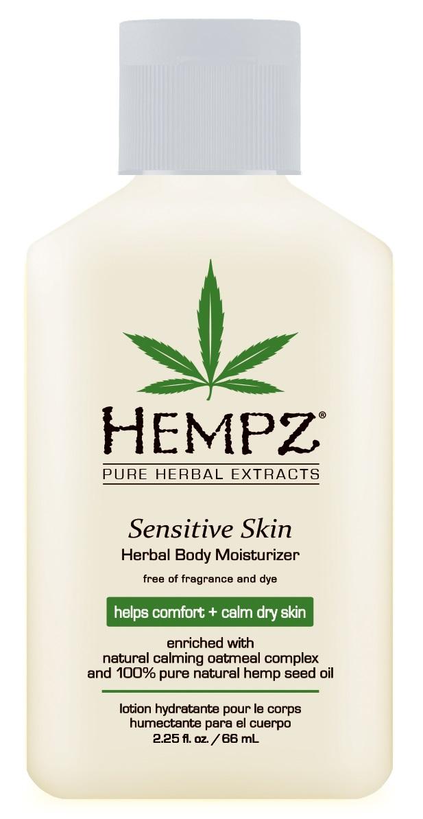 Billede af Hempz Sensitive Skin Herbal Body Moisturizer 65ml
