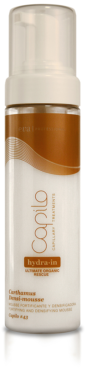 Image of   Capilo carthamus densi-mousse 200 ml