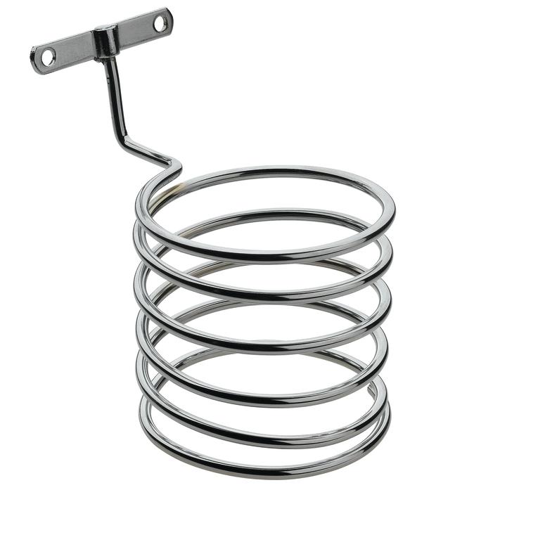 Billede af Spiralholder til føntørrer