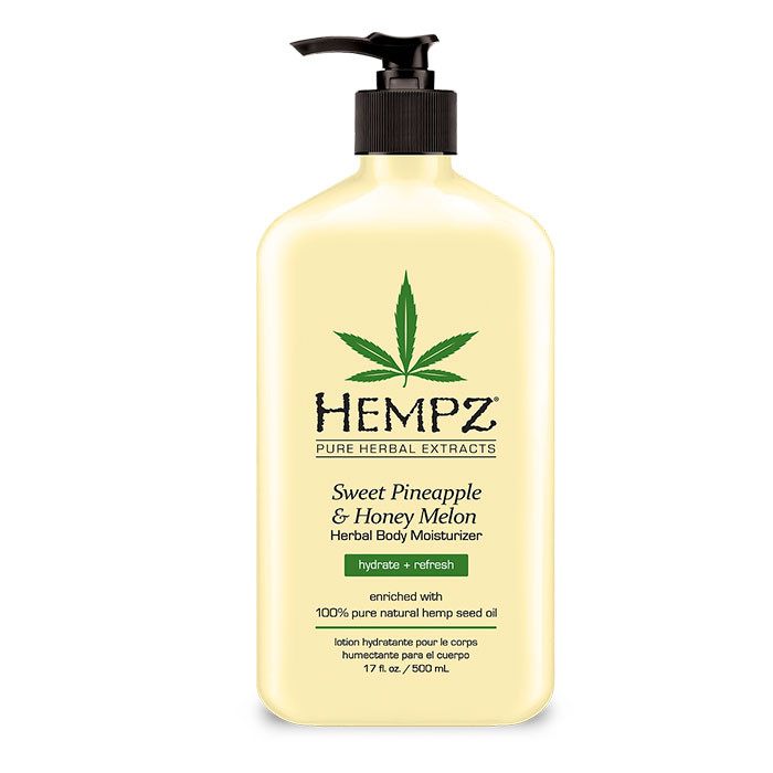 Image of   Hempz Sweet Pineapple & Honey Melon Moisturizer 500ml