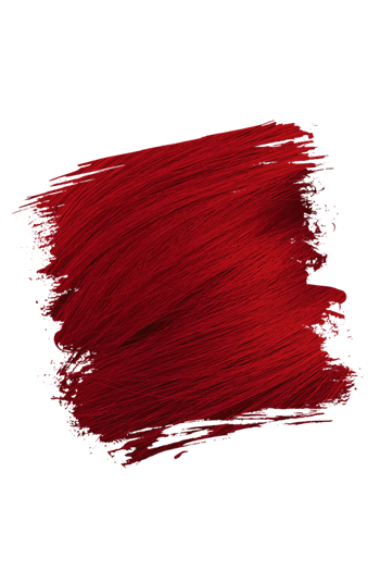 Image of Crazy Color Vermillion Red
